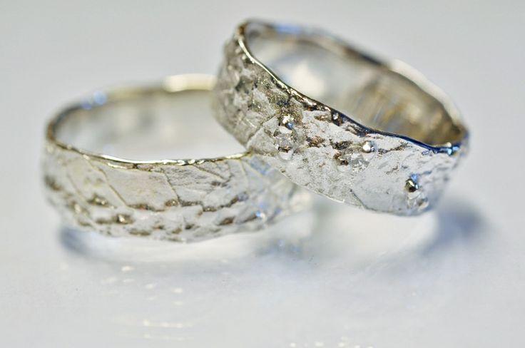 Unieke handgemaakte juwelen - 18kt Goud - Juweliers Claessens, Collecties, Trouwen