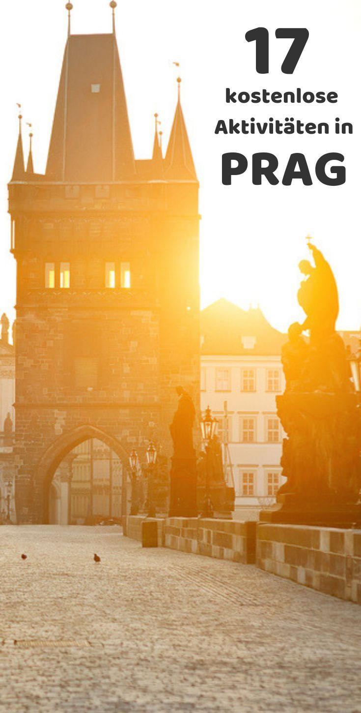 17 free activities in Prague – you have to know this for your trip!