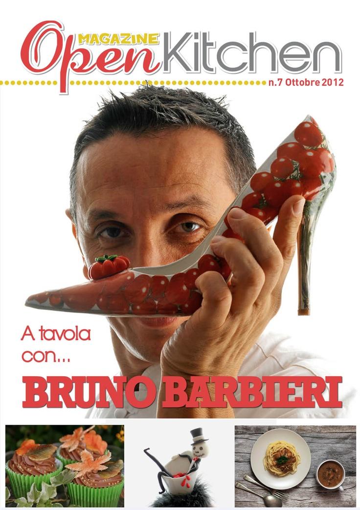 Da oggi è online gratis il numero autunnale di Open Kitchen Magazine con l'intervista a Bruno Barbieri, giudice di Masterchef! www.openkitchenmagazine.com