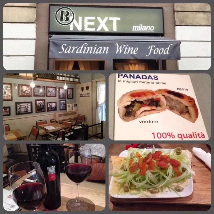 Mangiare sardo a Milano