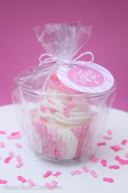 Love this idea for packaging cupcakes and other possible goodies!!