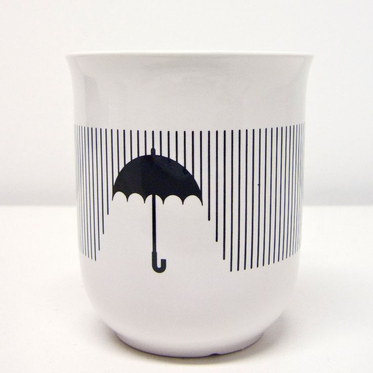 umbrella mug - Cup Design Ideas