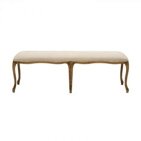 Classique Bed Stool, Domayne