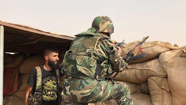 Το Κουτσαβάκι: Ρώσοι  και Σύριοι απώθησαν  την επίθεση των μαχητώ...