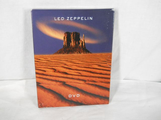 Led Zeppelin 2003 DVD Atlantic Records 2 DVDs from Vintage Live Shows 1970 1973 1979 - http://raise.bid/store/movies/zeppelin-atlantic-records/