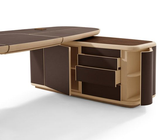 Tycoon Executive Desk by Executive desks T