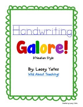 FREE Handwriting pages for all letters of the alphabet! Each page has practice lines for capital and lowercase, capital and lowercase identification box...