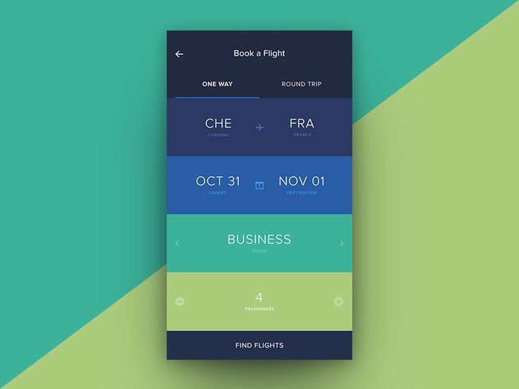 Flight Booking App by Prem | Spiceblue