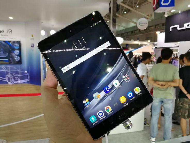 L'Asus ZenPad 3S 8.0 se montre au Computex, une alternative à l'iPad Mini ? - http://www.frandroid.com/marques/asus/429267_lasus-zenpad-3s-8-0-se-montre-au-computex-une-alternative-a-lipad-mini  #ASUS, #Tablettes