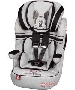 Disney Mickey Retro Imax SP Group 123 Car Seat.