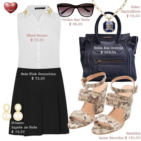 Copie o look - Get the look (Reese Whiterspoon)
