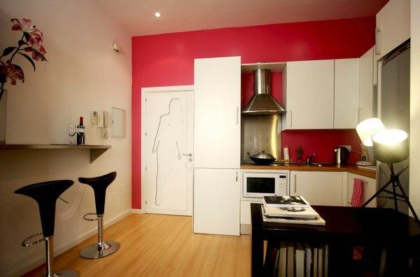 Barra cocina - Apartamento El Pentagrama