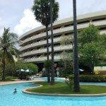 Seafarer Pool at the Hilton Phuket Arcadia Resort & Spa in Karon, Thailand