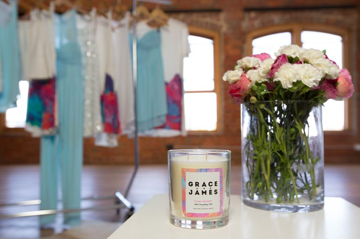 INTERVIEW: EMMA DAVENPORT FROM GRACE AND JAMES CANDLE CO