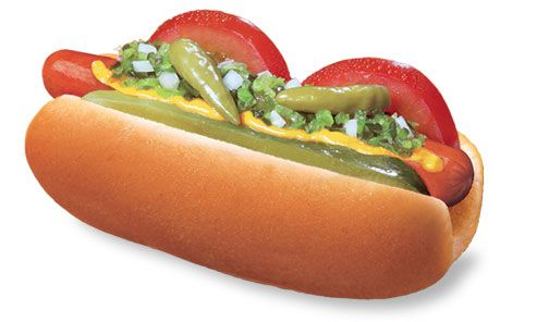 All Chili Dogs can be served with a hot dog that is Original, 100% All Beef or Polish Sausage. Description from wienerschnitzel.com. I searched for this on bing.com/images