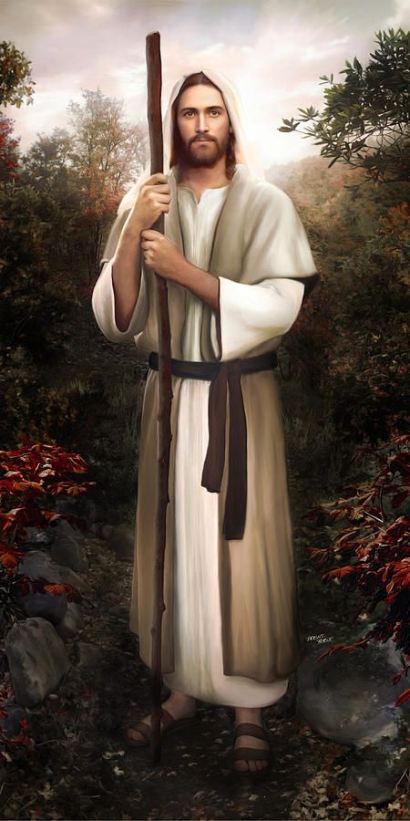 Check Out These Six Stunning Digital Paintings of Jesus Christ | LDS Daily