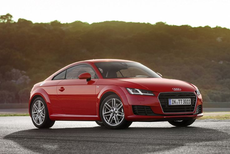 Audi TT 1.8 TFSI is new entry-level engine for coupe and roadster - http://www.motrface.com/audi-tt-1-8-tfsi-is-new-entry-level-engine-for-coupe-and-roadster/