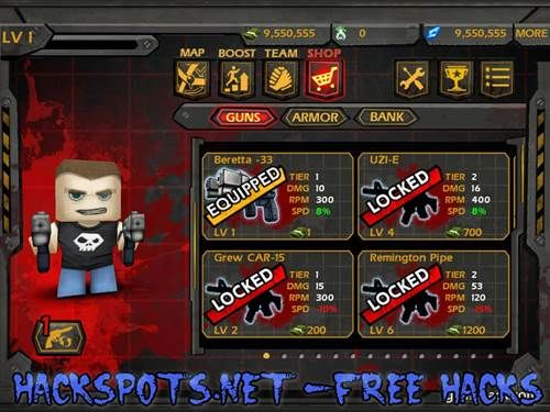 Call of Mini Double Shot Hack Cheats tCrystal Cash