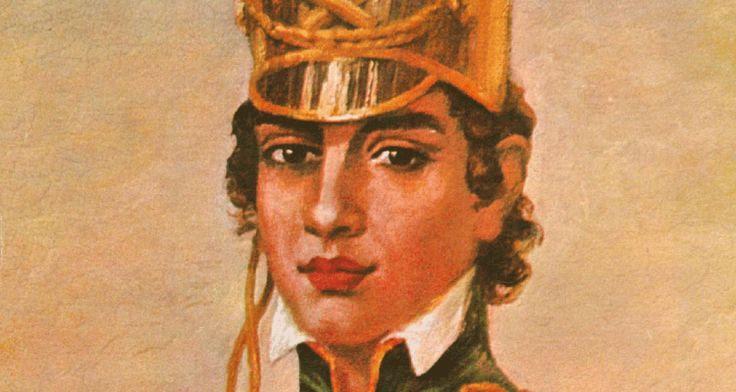 A guerreira Maria Quitéria: O soldado Medeiros