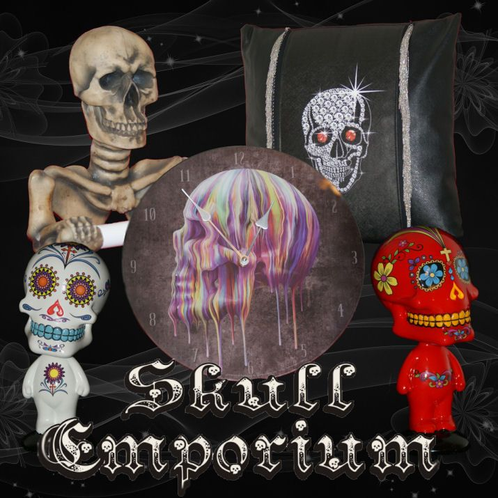Bring your home to life with accessories to match you! Find our range here: http://www.skullemporium.com.au/#!accessories/ph8yl