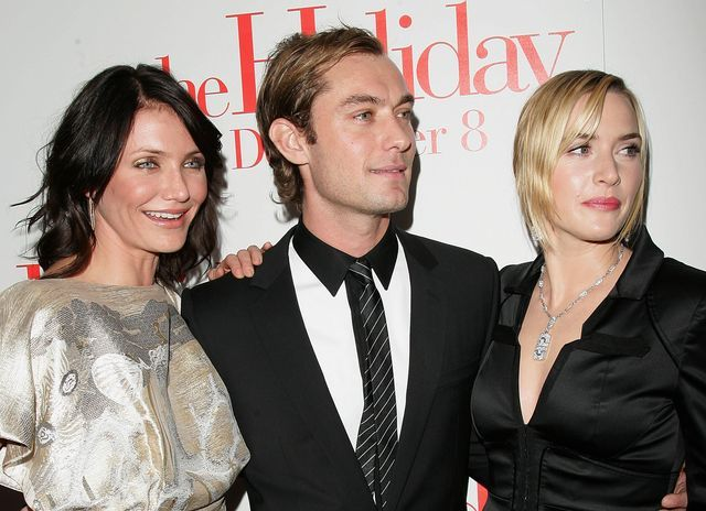 Trailer and video clips from the movie The Holiday starring Cameron Diaz, Kate Winslet, and Jude Law.