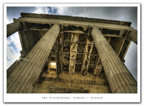 The Erechtheum, Greece