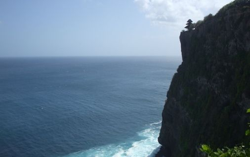 Uluwatu Temple - The Magical Point Perched On High Cliff