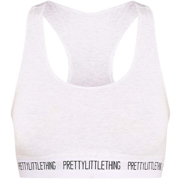 PrettyLittleThing Pearl Marl Sports Bra ($15) ❤ liked on Polyvore featuring activewear, sports bras, sports jerseys, athletic sportswear, white sports bra, white jersey and sports bra