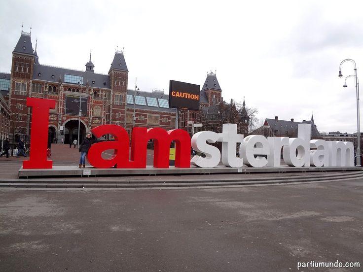 Um roteiro de quatro dias por Amsterdã partiumundo.com (Fonte: Catraca Livre)