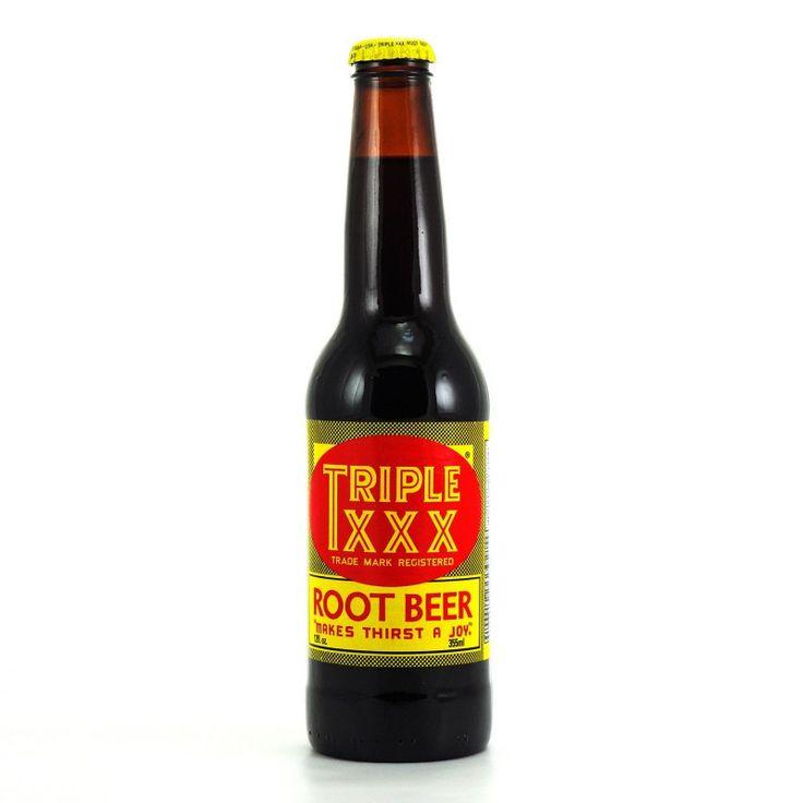 Triple XXX Root Beer Between 1900 & 1908 the Galveston Brewing Company began…