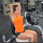 Steal Erin Stern's Triceps and Chest workout