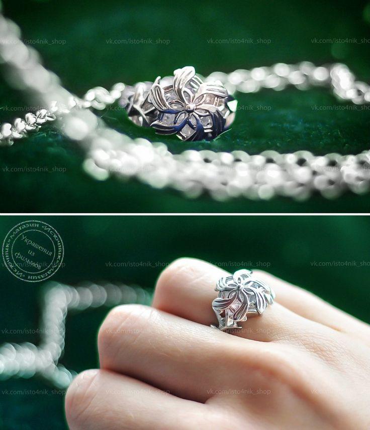 Нэнья, кольцо Воды, одно из трех эльфийских Колец Власти. Моя маленькая мечта ^____^