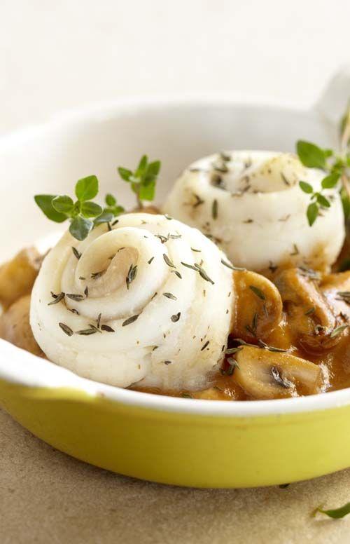 Normandisch visbordje - Colruyt Culinair !