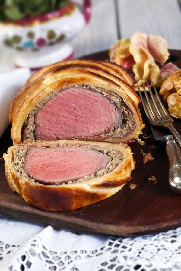 Hearty Main Course Recipe: Classic Beef Wellington