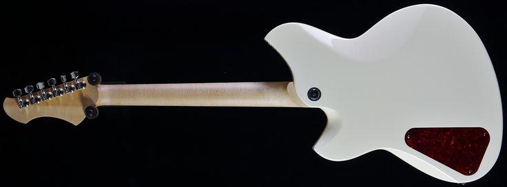 Novo Sectis Olympic White - Novo Guitars by Dennis Fano - Electric Guitars | Coda Music