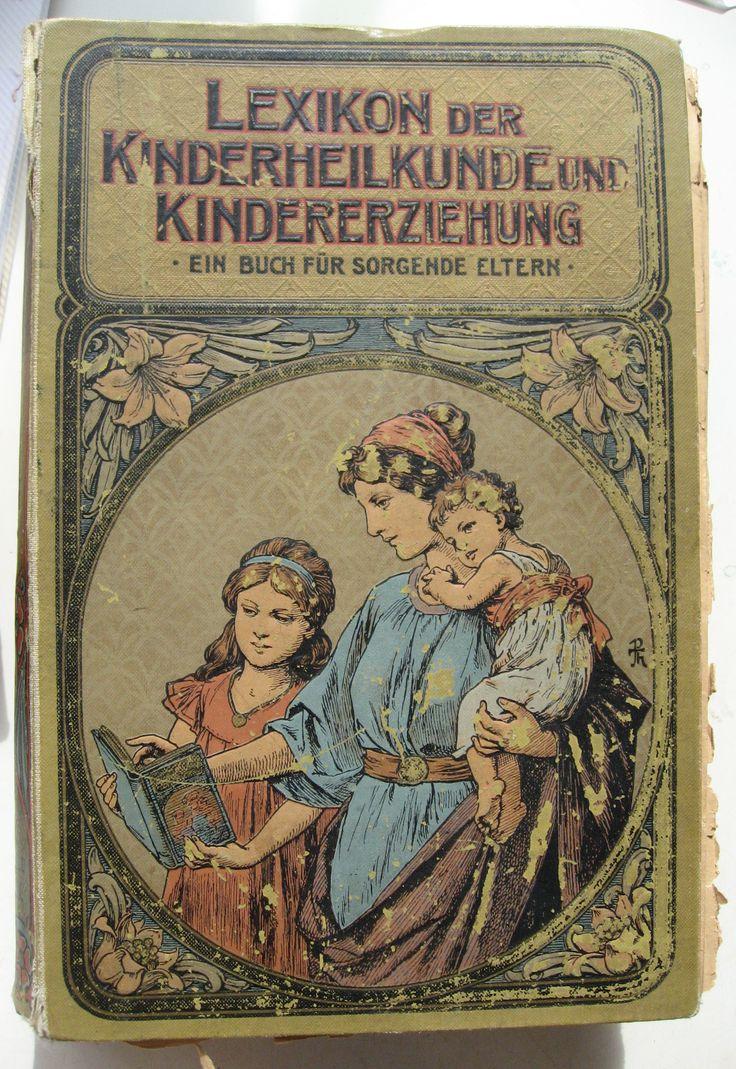 Lexikon für Kindererziehung in alten Zeiten