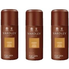 Yardley Summer Sale:  Yardley Legend Deodorant Spray - 450 ml  link: http://www.giftstrend.com/yardley-legend-deodorant-spray-450-ml.html