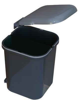 poubelle de cuisine encastrable 15 litres cacpo001 - Poubelle Cuisine