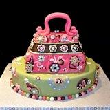 vera bradley: Bradley Cake, Cupcakes Pink, Birthdays, Birthday Cake Cupcakes, Cupcakes Recipe, 40Th Birthday Cakes, Apple Pie Cupcakes, Vera Bradley