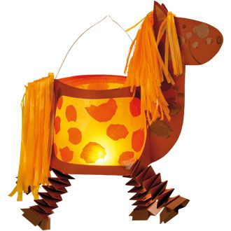 Horse Lantern...