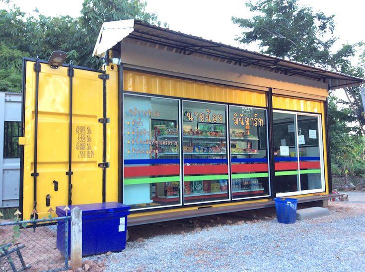 866 melhores imagens de container stores no pinterest for Wohnideen container