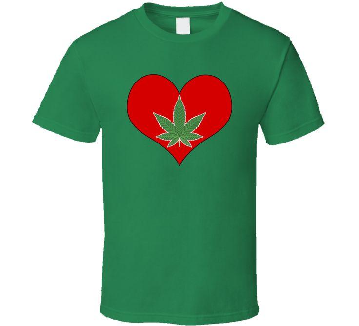 Heart Pot T Shirt