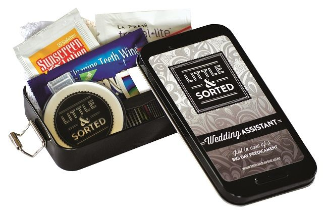 Little just in case kit for your big day!