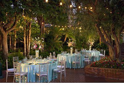 Decoration Ideas For A Backyard Wedding Hotel Receptions