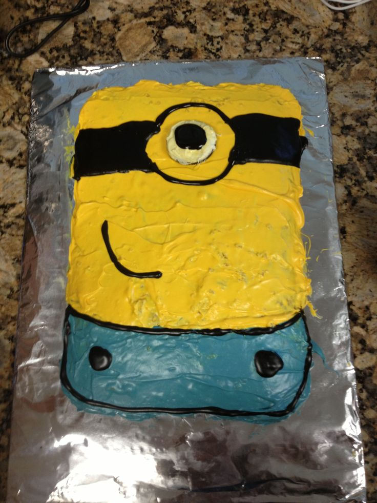 19 best Minions images on Pinterest Minion cakes Minions and