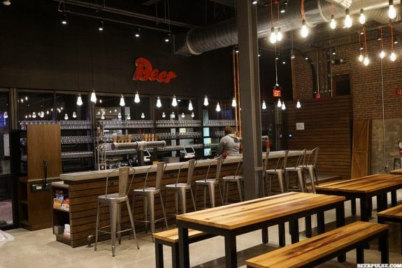 Samuel Adams opens new tap room at Boston brewery