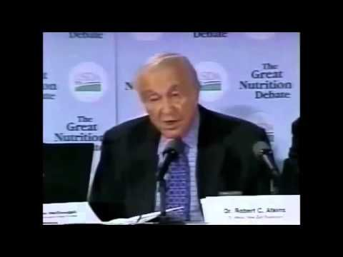 #LCHF The late great Dr. Robert C. Atkins - so, so ahead of his time... — The Fat Emperor