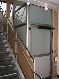 53 best images about wheelchair lifts elevators on for Garaventa lift
