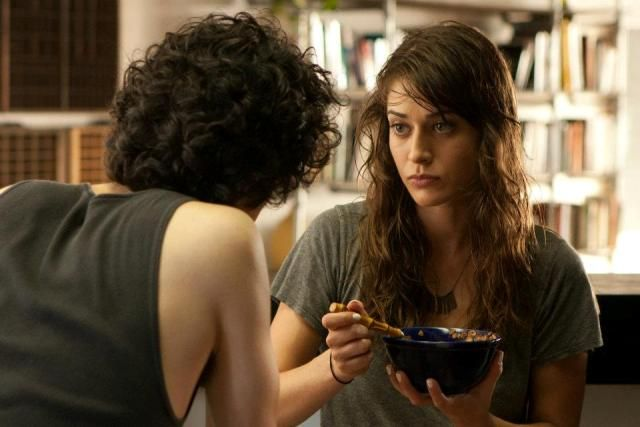 Lizzy Caplan Save the Date trailer romantic comedy Alison Brie Martin Starr Geoffrey Arend Mark Webber Sundance reviews