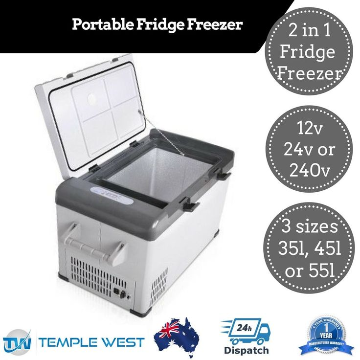 Fridge / Freezer Travel Portable Cover 12/24v 240v Camping Car Boat Caravan